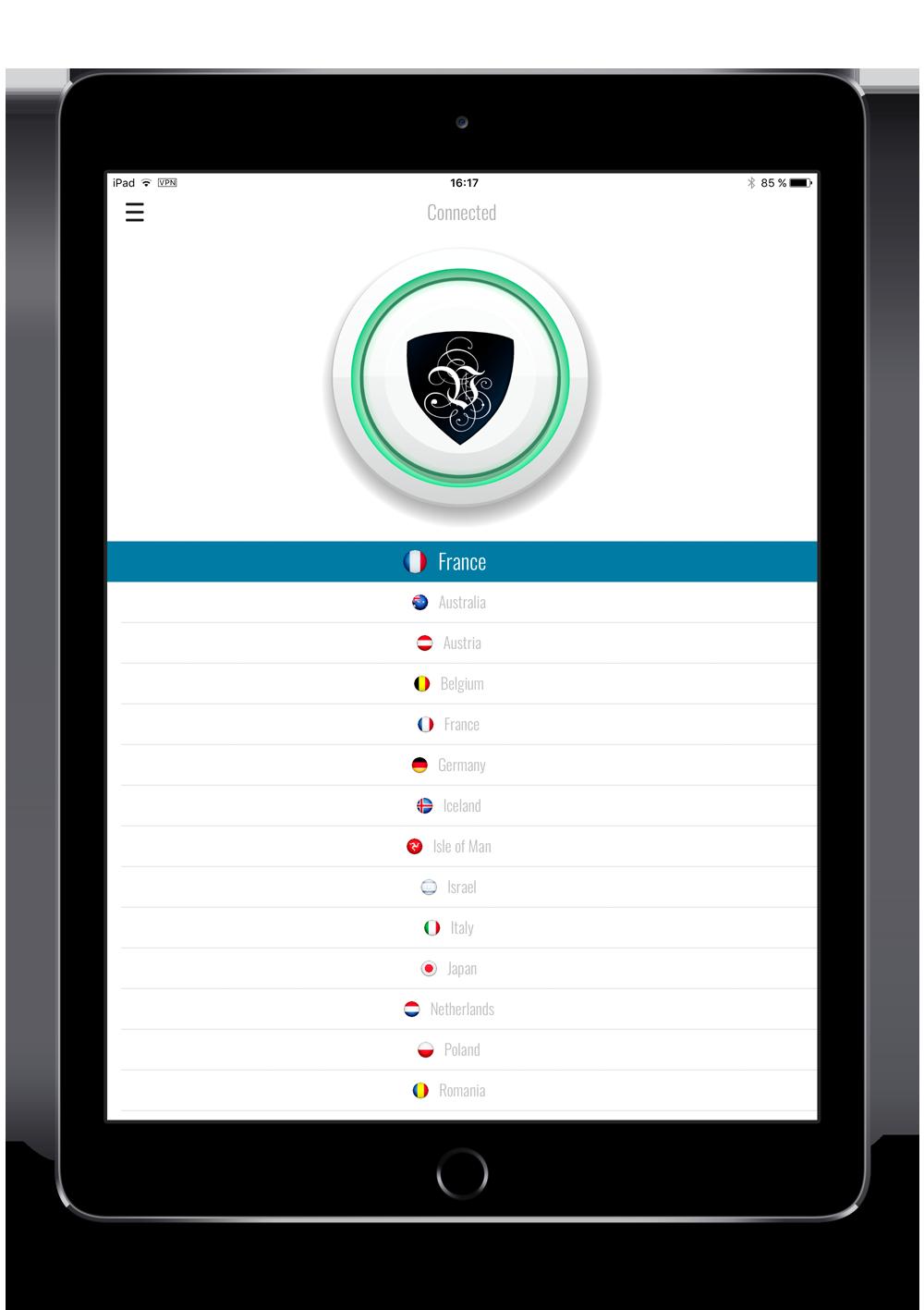 Le VPN para iPad | Le VPN iPad