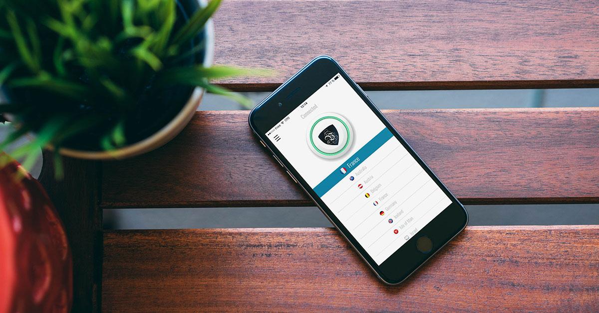 Le VPN para iPhone | La Mejor Aplicación De Seguridad Móvil | La Seguridad De Aplicaciones Móviles