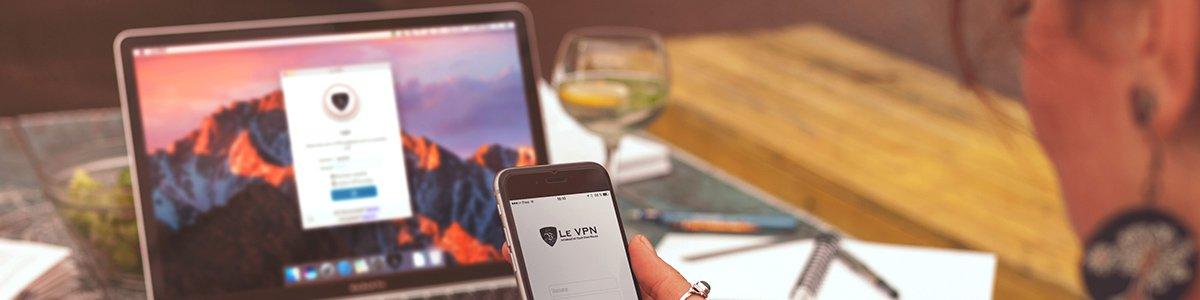 Le VPN para mac OS