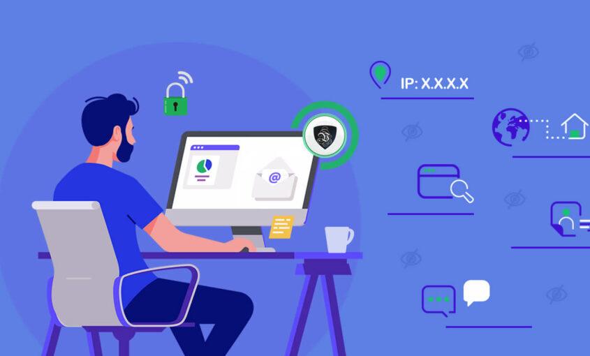 Ocultar IP con una VPN de Le VPN