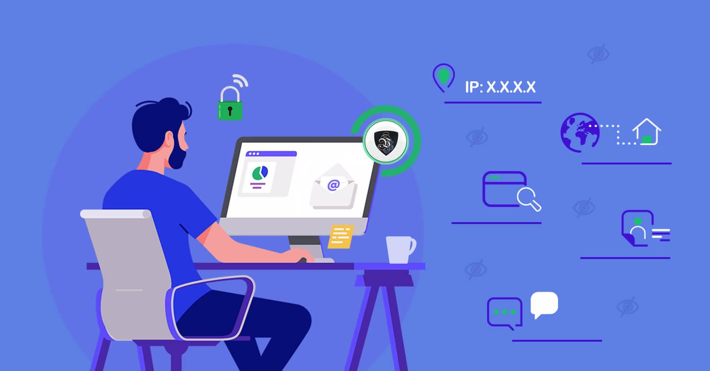 Seguridad en la web con una VPN