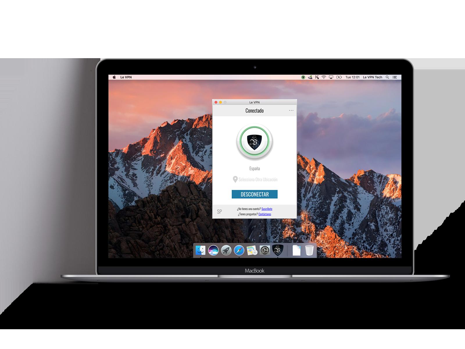 VPN Mac OS app