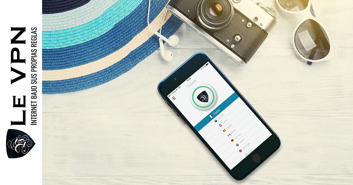 ¿Por Qué Utilizar VPN Para Viajar? | Le VPN