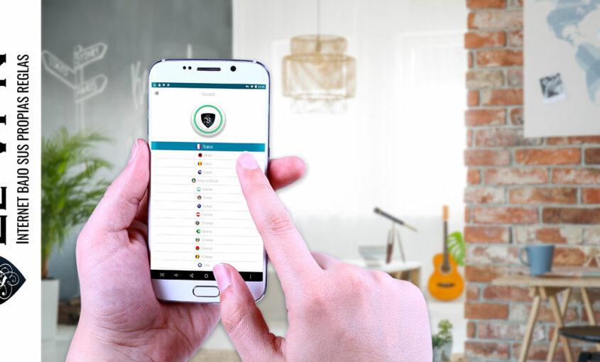 Asegurar su dispositivo móvil ante amenazas de seguridad.