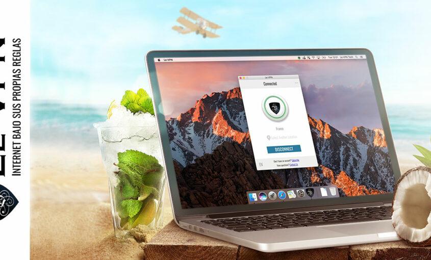 Servicio VPN: Desbloquea todas las series con Le VPN.