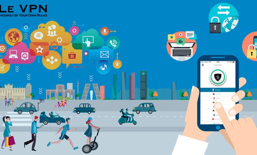 Seguridad Online: redes existentes y su seguridad. | Le VPN