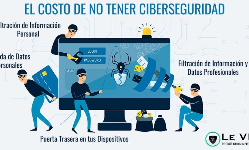 ¿Qué es la ciberseguridad? ¿Cómo afecta nuestra vida privada? | Le VPN