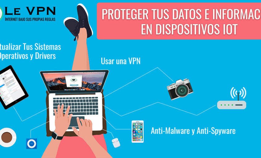 Usar una VPN para evitar que ' mi IP address ' sea un problema en tu empresa. | Le VPN