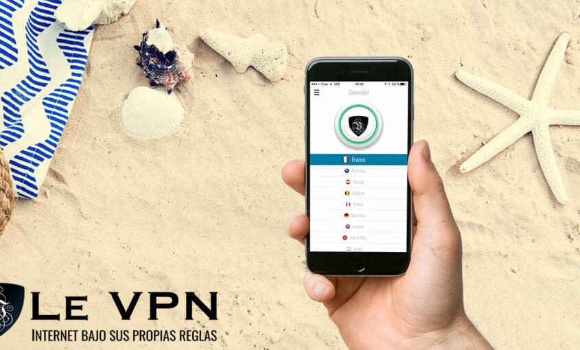 Descarga una VPN iPhone y disfruta desde cualquier lugar. | Le VPN