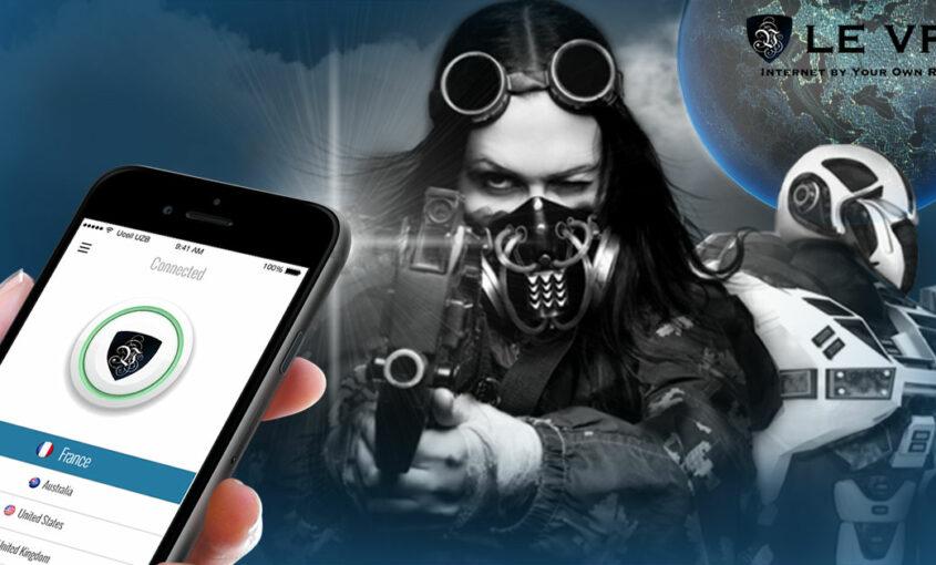 La app VPN más confiable para jugar sin riesgos en internet. | Le VPN
