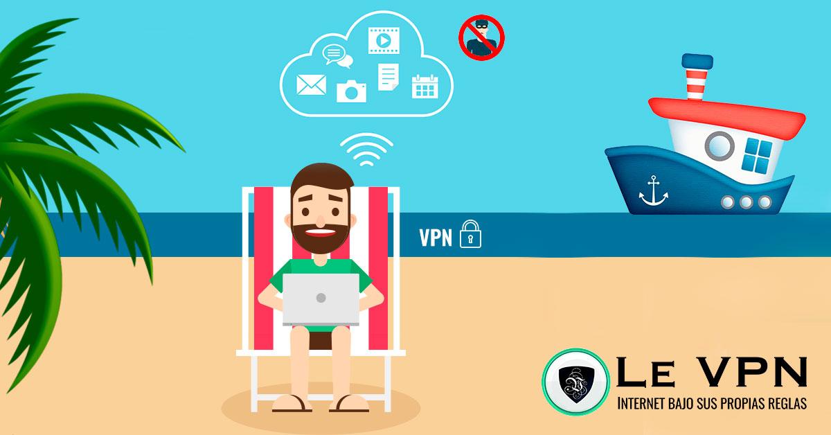 ¿Por qué usar una aplicación VPN hotspot? 10 datos imprescindibles sobre la seguridad WiFi. | Le VPN