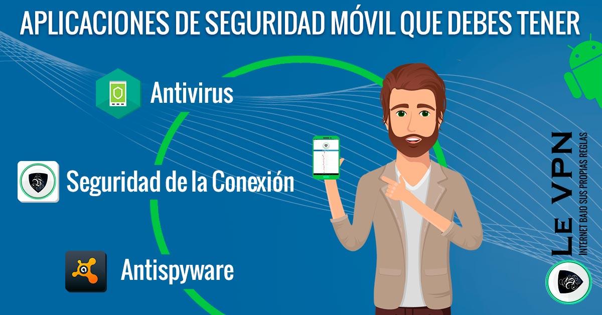 Mejor aplicación de Seguridad Móvil: Lista de las Mejores para Android 2018