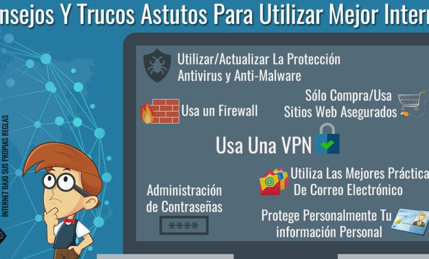 Malos hábitos en línea afectan tu seguridad de internet. | Le VPN