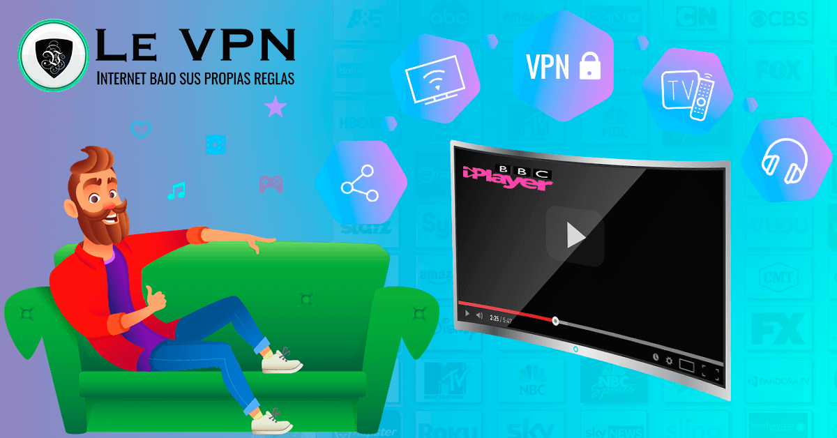 ¿Por qué necesitas una VPN para Smart TV?