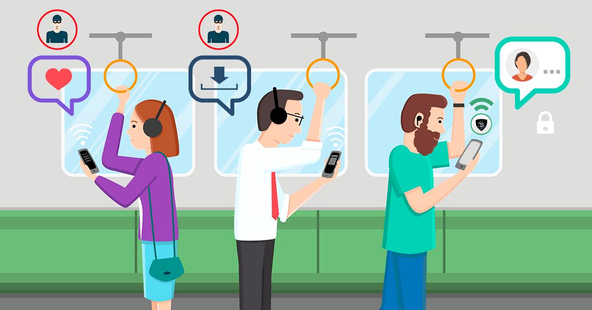 Seguridad WiFi: Evitar Relaciones Destructivas