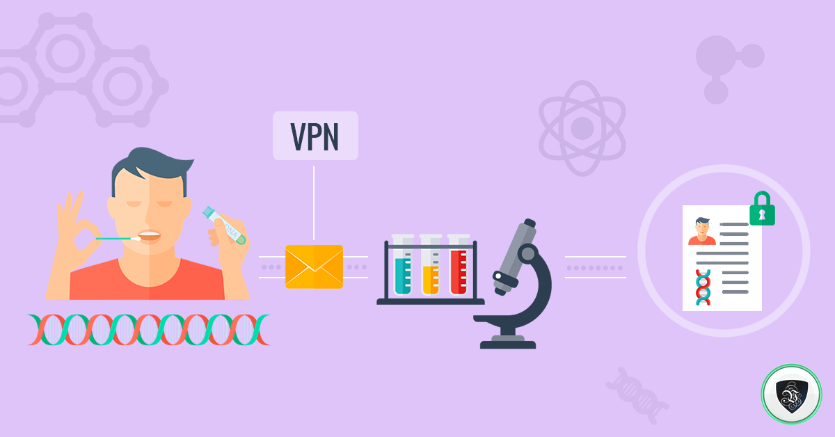 ¿Las Pruebas de ADN en Línea Ponen en Riesgo Tu Privacidad? | Le VPN