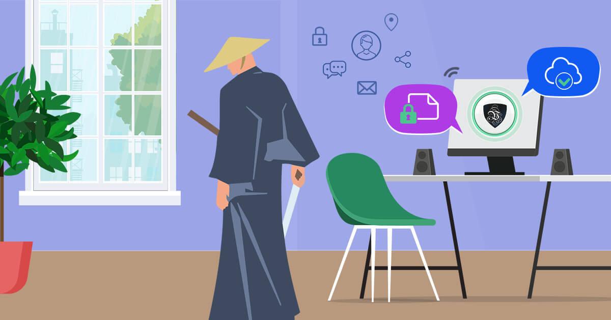 El Camino de un Ronin: Consejos de Seguridad en Internet para Freelancers