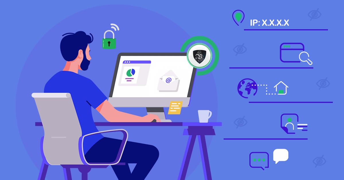 ¿Qué oculta una VPN? Mucho más que la ubicación