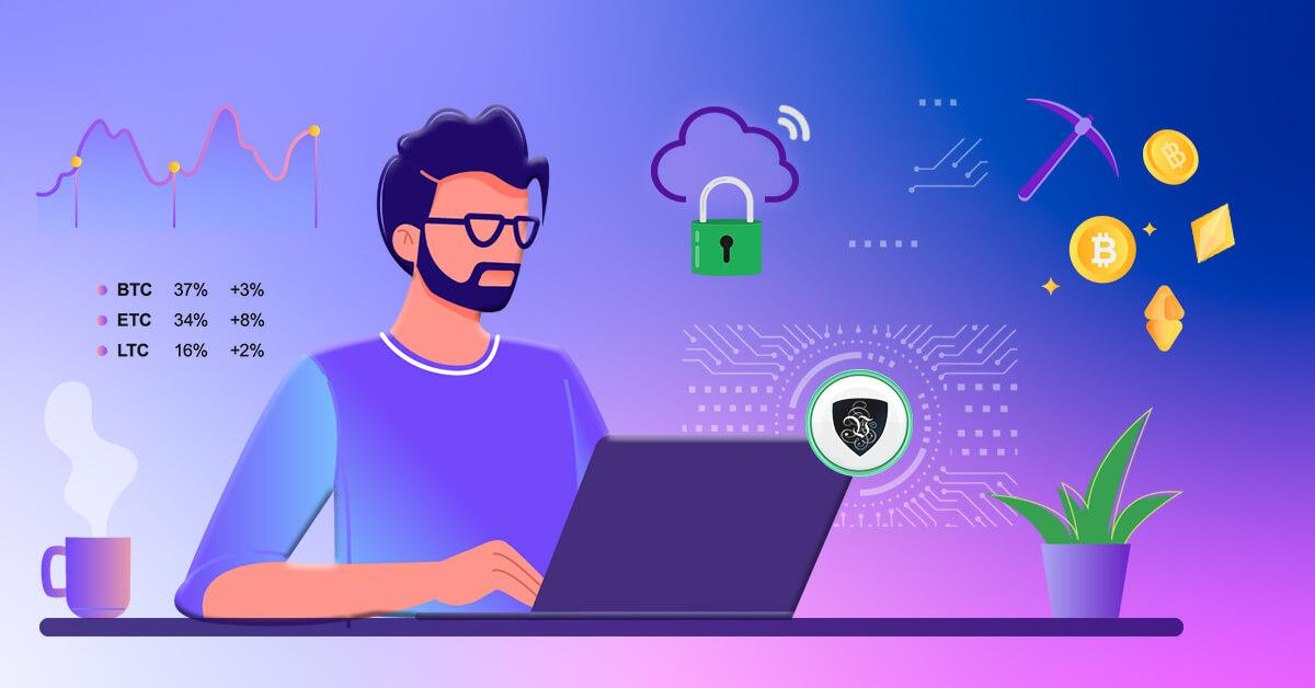 ¿Necesito una VPN para Minar Criptomonedas?   Le VPN