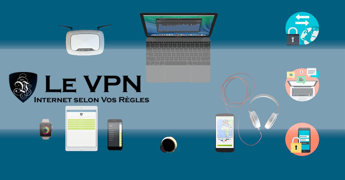 C'est quoi Le VPN?