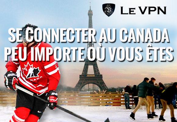 VPN au Canada | Le VPN