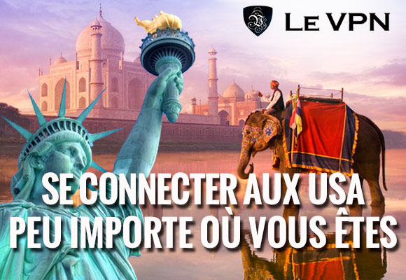 VPN aux USA | Le VPN