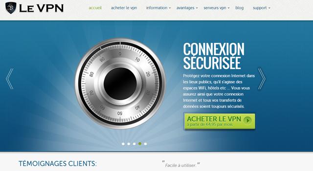 La nouvelle version du site Levpn.fr est en ligne !