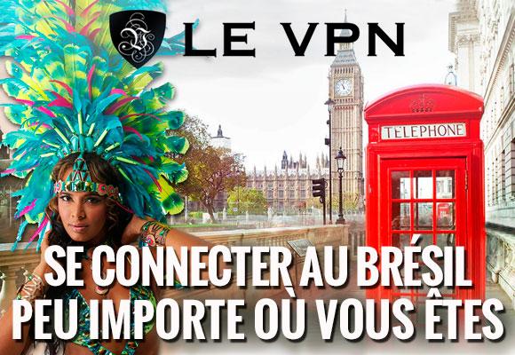 Le VPN au Bresil
