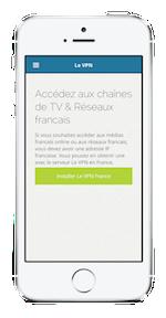 Application VPN pour iOS | Qu'est ce que VPN | serveur VPN iPhone