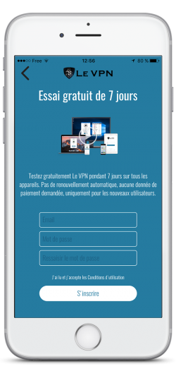 Le VPN iOS app | Le VPN app | Le VPN pour iPhone | A quoi sert Le VPN | Installer VPN sur iPhone