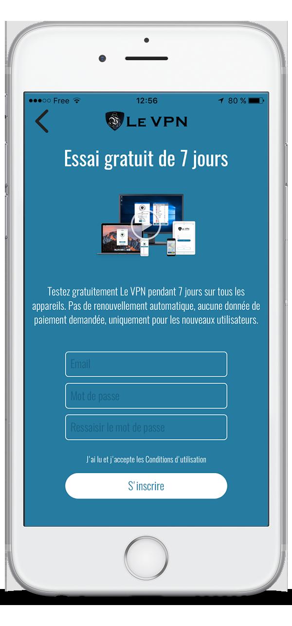 Le VPN iOS app   Le VPN app   Le VPN pour iPhone   A quoi sert Le VPN   Installer VPN sur iPhone