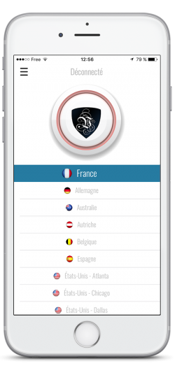 Application VPN pour iPhone | serveur VPN iPhone | L'application Le VPN pour iOS | VPN à quoi ca sert