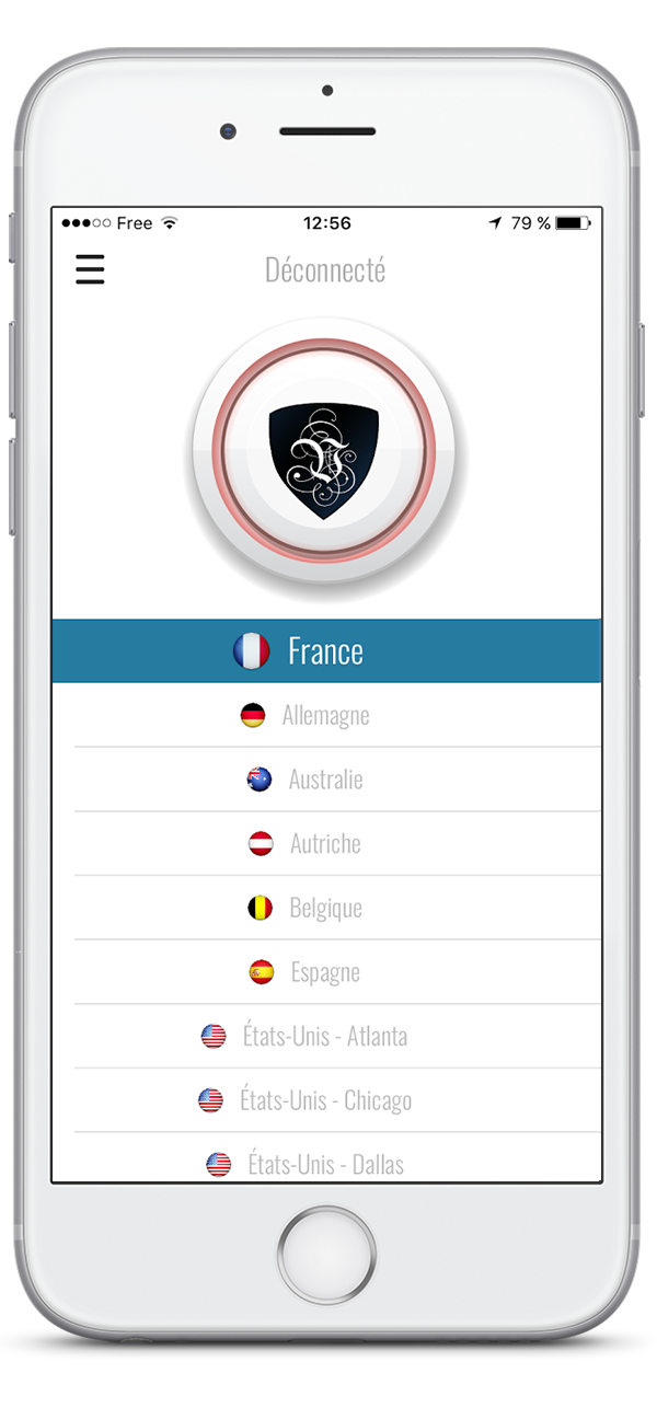 Application VPN pour iPhone   serveur VPN iPhone   L'application Le VPN pour iOS   VPN à quoi ca sert
