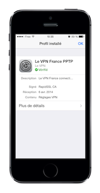 Comment installer VPN sur iPhone | Comment avoir un VPN