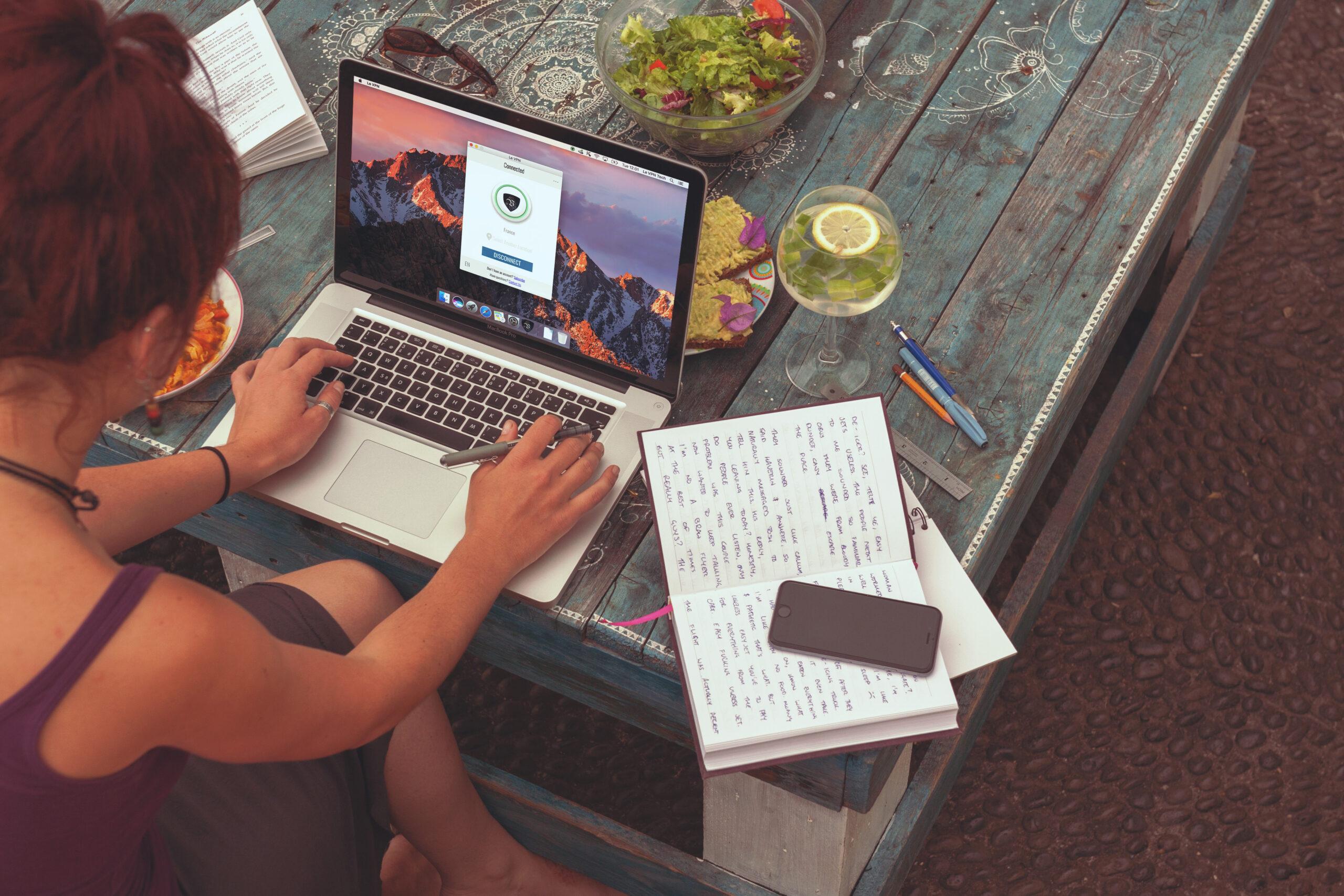 Le VPN lance l'application VPN mac OS, un logiciel Le VPN pour ordinateurs Mac