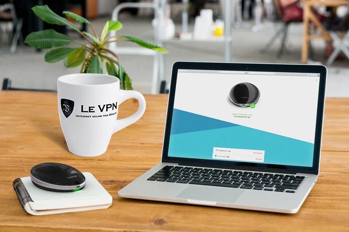 Keezel, 1er dispositif VPN tout-en-un