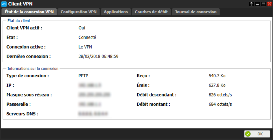 Le VPN Freebox