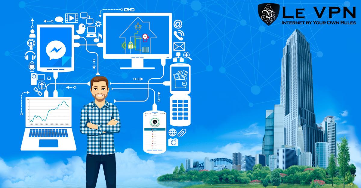 Smart cities : de l'importance de monter un VPN
