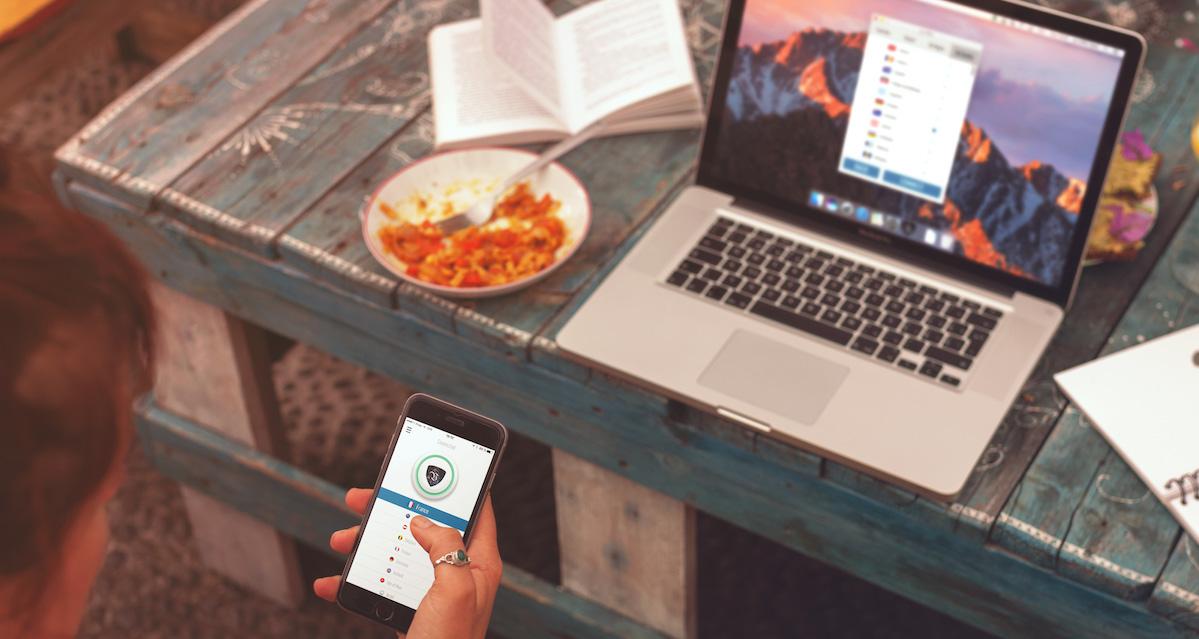 Rester en sécurité avec un wifi public