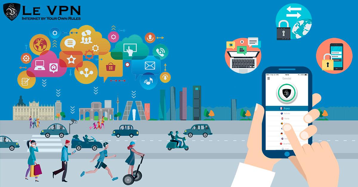 Smart city | smart ville | internet des objets | Les futures menaces en termes de sécurité en ligne | Menaces potentielles pour la sécurité sur Internet | Le VPN