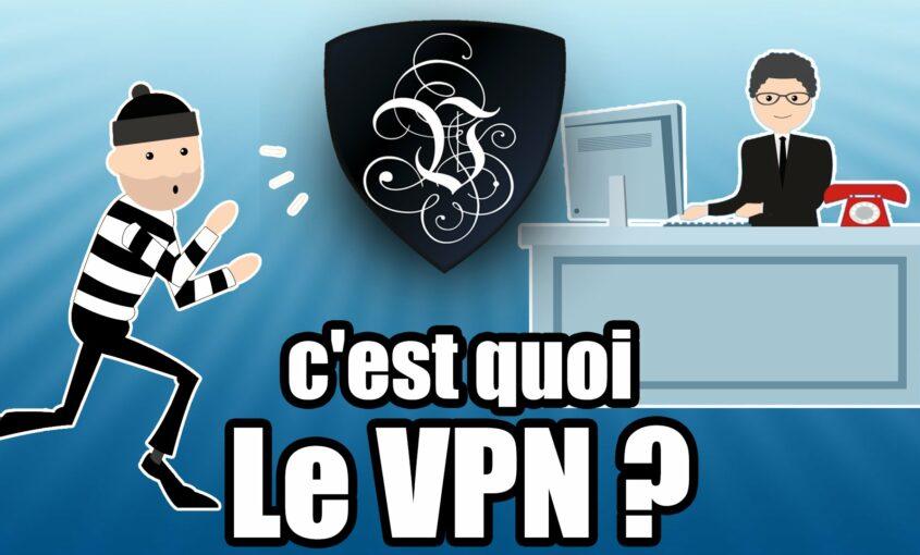 Utilisez une passerelle VPN pour rester anonymer