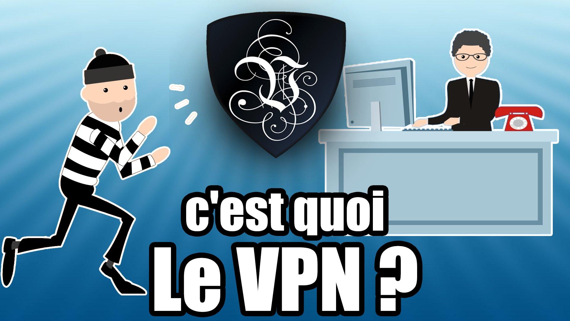 Avec une passerelle VPN, passez en mode fantôme !