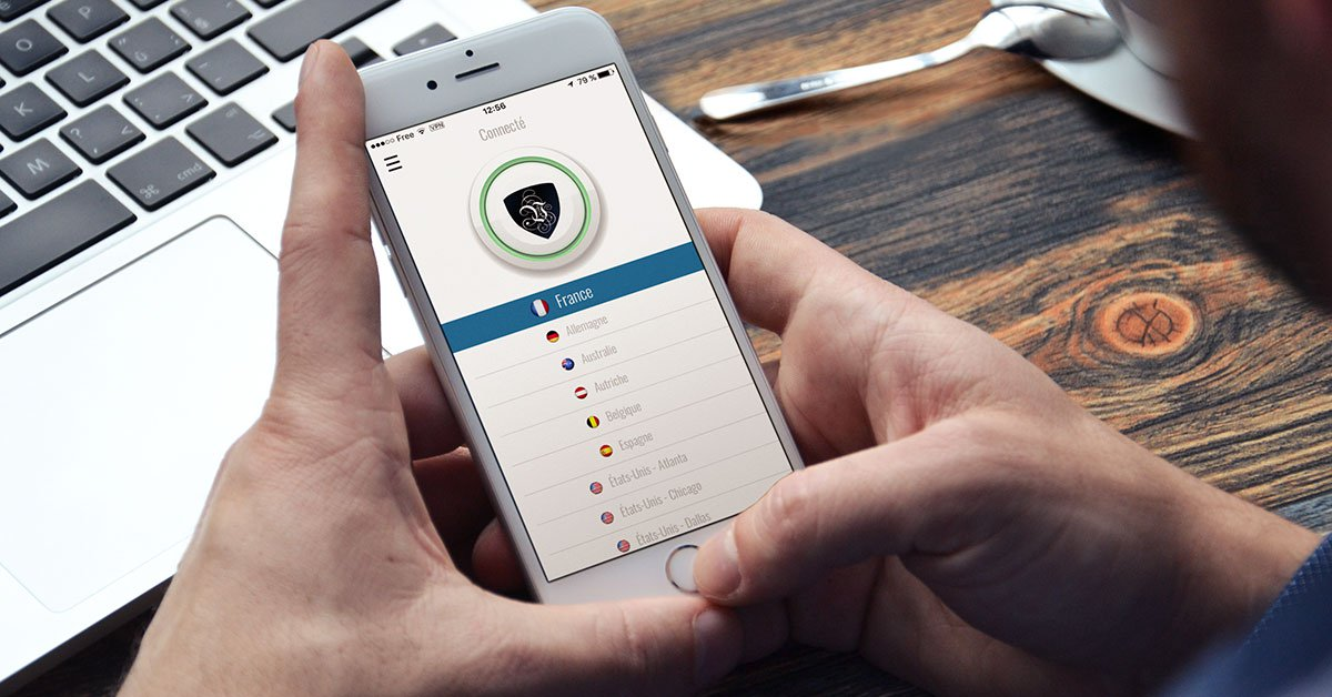 Comment configurer VPN iPhone ?