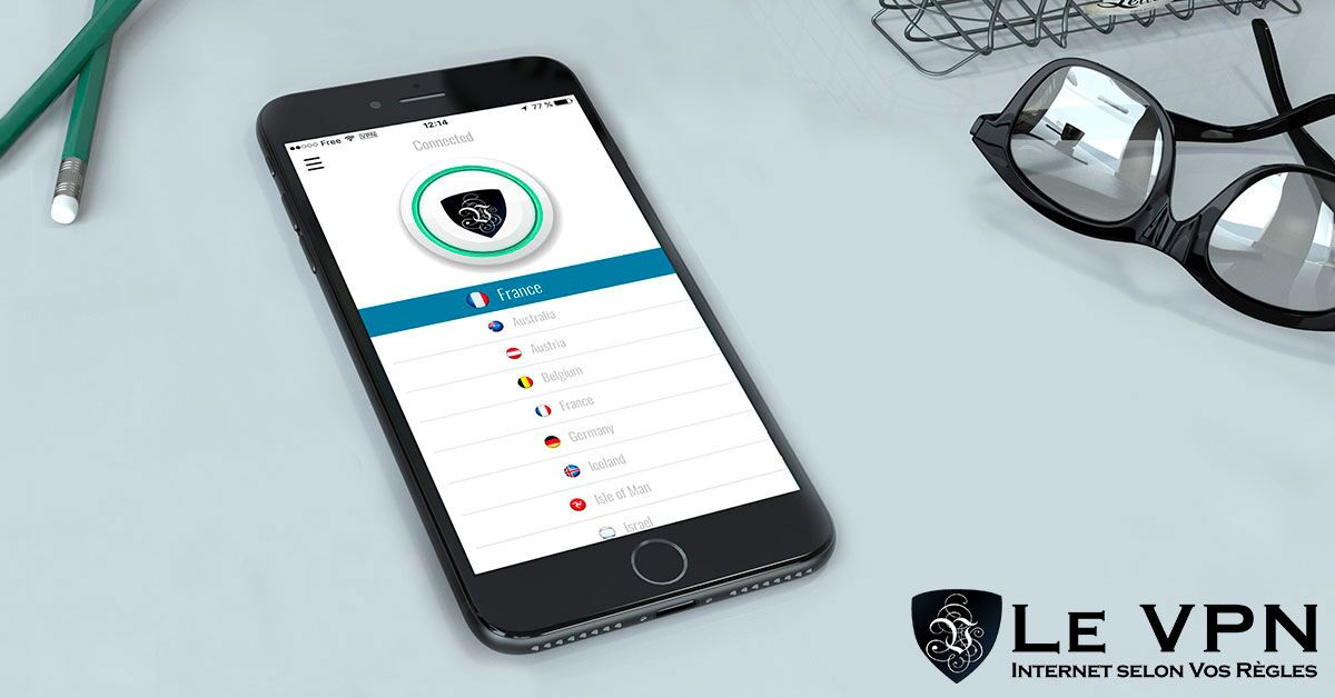 Comment gérer un iOS VPN configuration