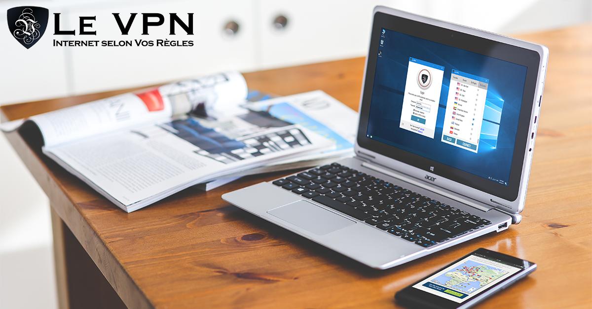 VPN anonyme gratuit et moteurs de recherche