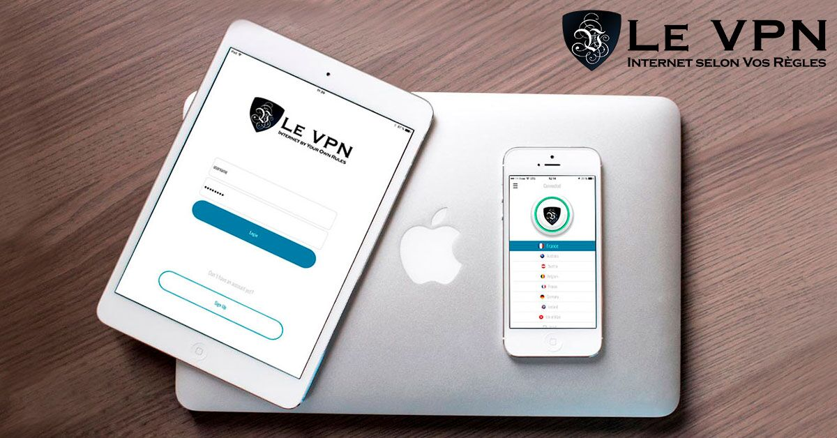A quoi sert un VPN sur iPad ?