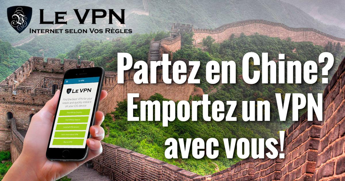 Nouvel an chinois, une nouvelle année de censure de l'Internet ? Le gouvernement chinois dispose de plusieurs moyens de censurer Internet, Le VPN peut vous aider si vous voyagez dans ce pays. | Le VPN