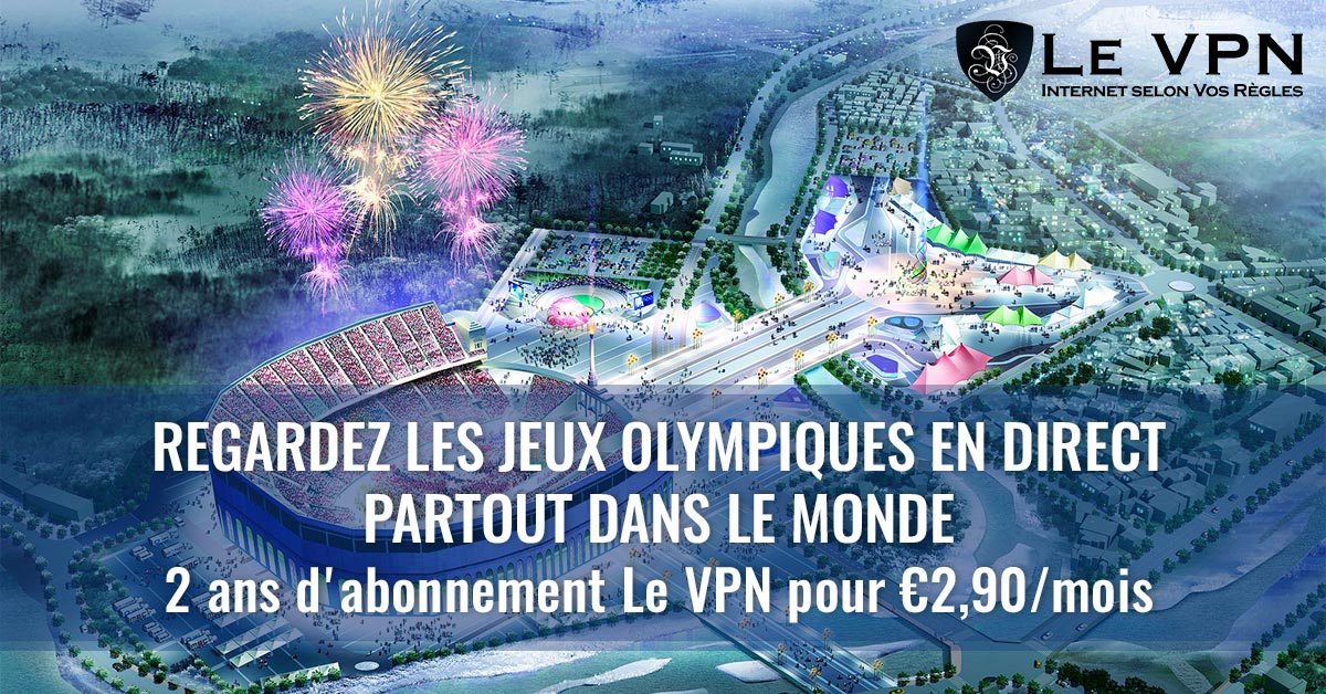 Le VPN Olympics Special