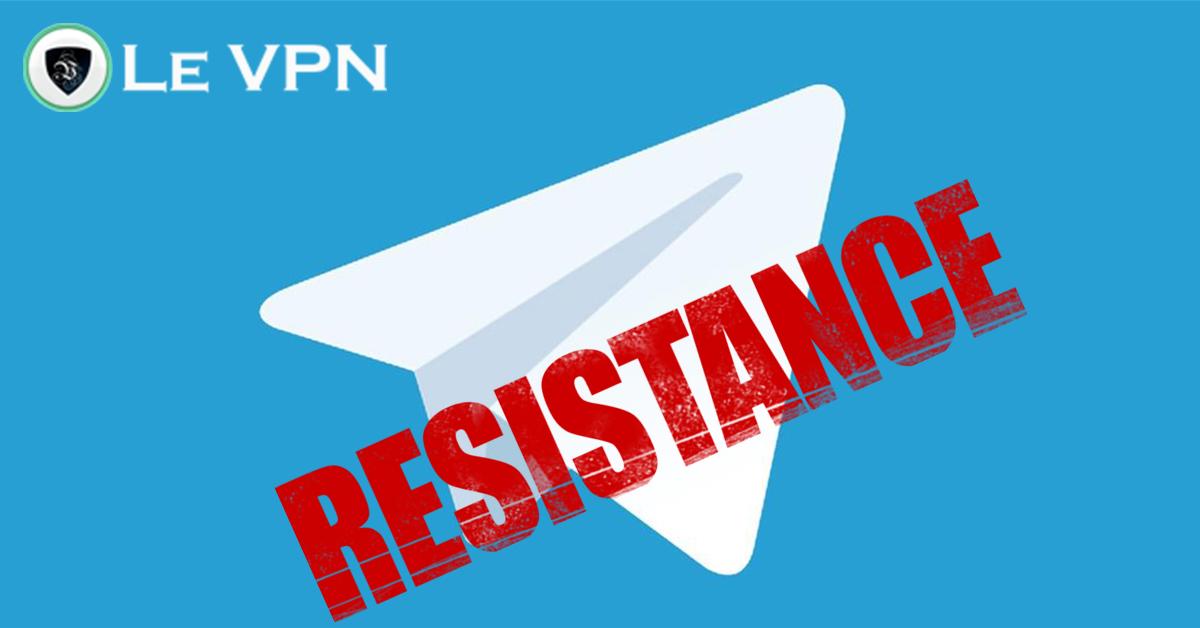 Telegram, Blocage, Russie, Résistance, la suite des événements