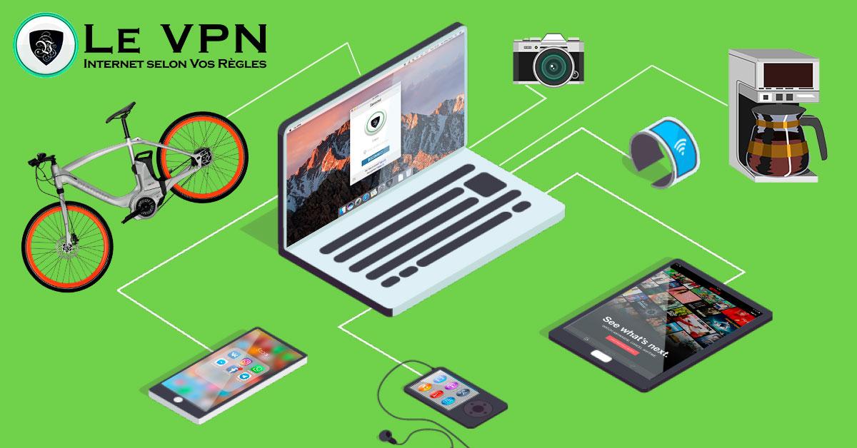 Pourquoi vous avez besoin d'un VPN sur tous vos appareils et comment l'utiliser sur votre réseau domestique
